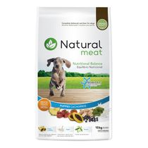 Alimento-Perro-Natural-Meat®-Cachorro-Carne-y-Fruta