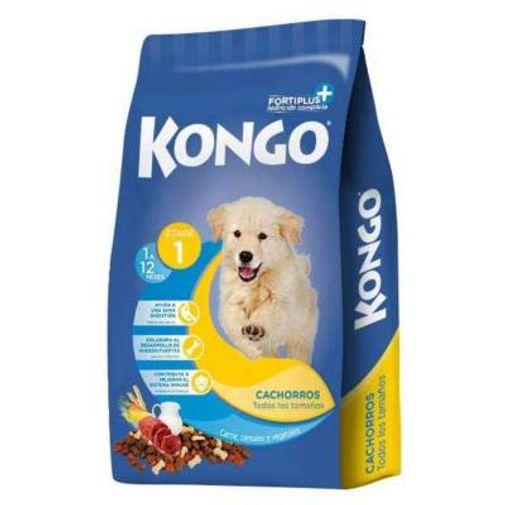 Alimento-Perro-Kongo®-Gold-Cachorro