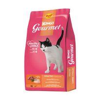 Alimento-Gato-Kongo®-Gourmet-Adulto-Carne-Pollo-