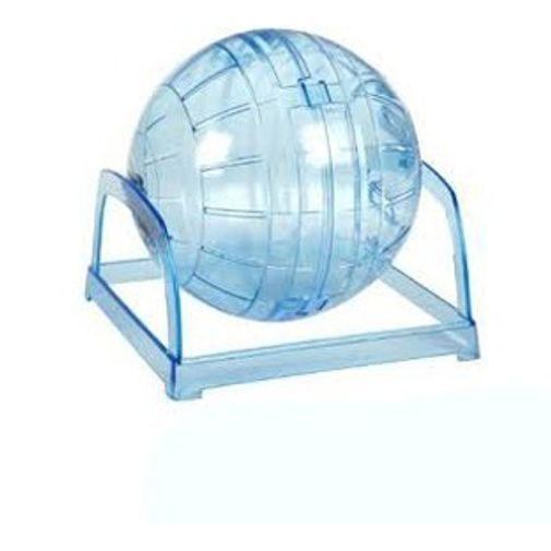 Esfera-Acrilica-Millex®-Hamster-Con-Soporte-18Cm
