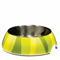 Comedero-Gato-Catit®-Style-Bowl-2-1-Acero-Inox.-Zebra-160-ml
