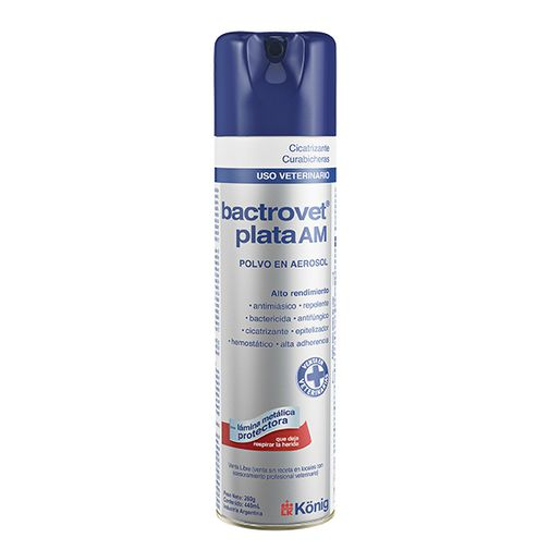 Curabichera-bactrovet®-Plata-AM-X440-ml