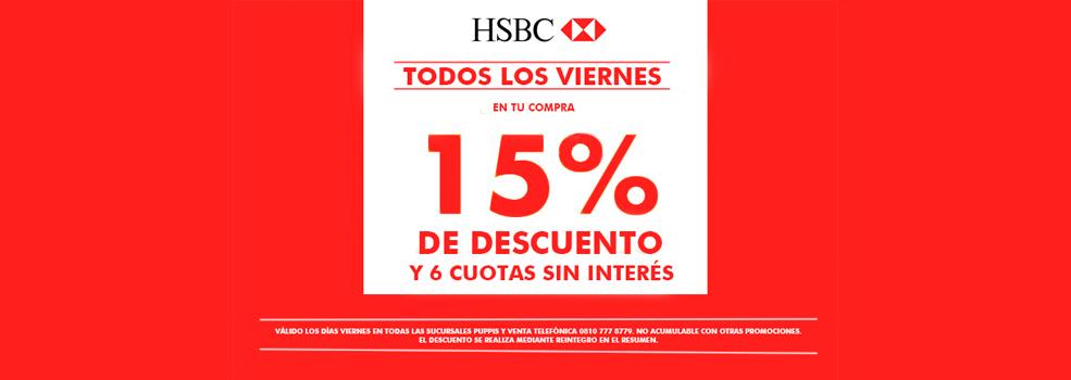 Viernes :: HSBC