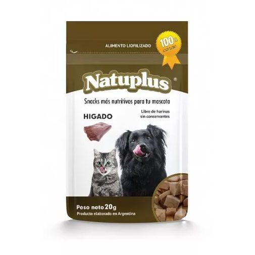 Snack-Para-Perros-Natuplus-En-Pouch-De-Higado