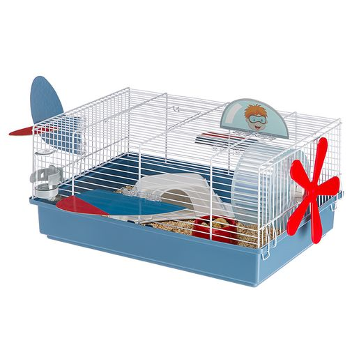 Hamstera-Criceti-9-Con-Decoracion-De-Avion
