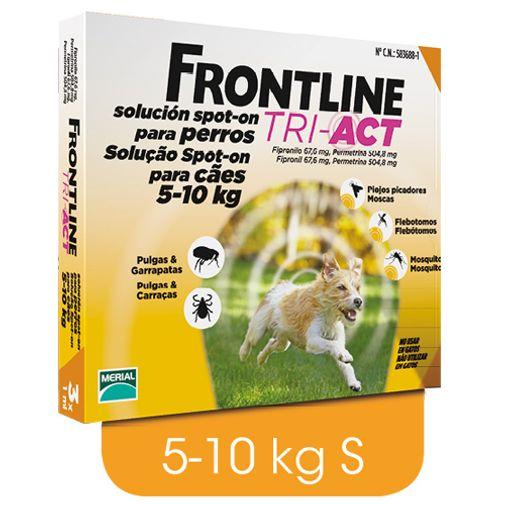 Pipeta-Para-Perros-Frontline-Tri-Act