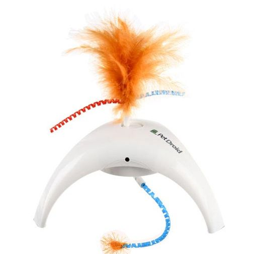 Juguete-Para-Gato-Gigwi-Pet-Droid-Feather-Spinner