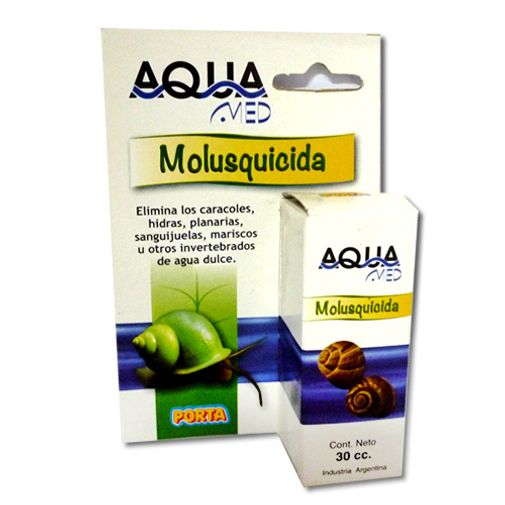 Aquamed-Molusquicida