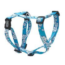 Arnes-Ajustable-Dogit-Aloha-Style-Azul