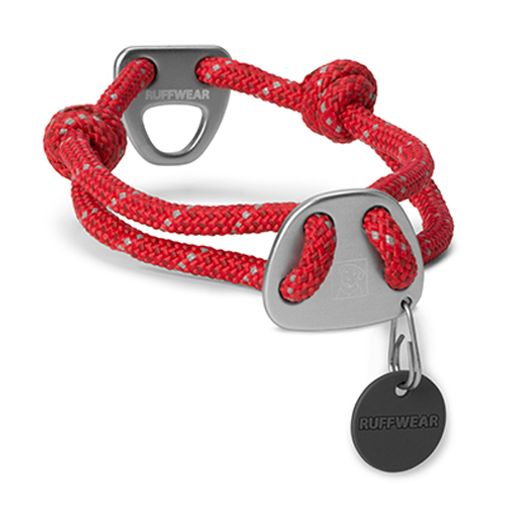 Collar-Regulable-Nudo-Currant-Rojo