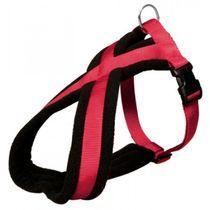 Arnes-Premium-Acolchado-Rojo-30-40Cm