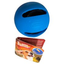 Pelota-Goma-tenis-Nerf-Azul
