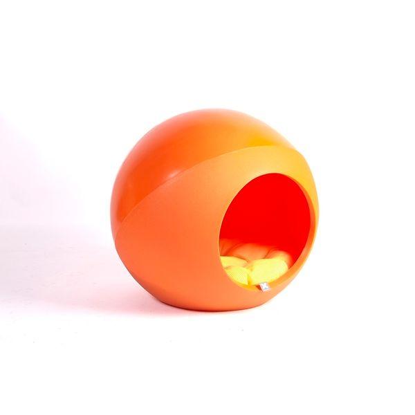 Cucha-Mini-Bubbles-Arquipets-Naranja