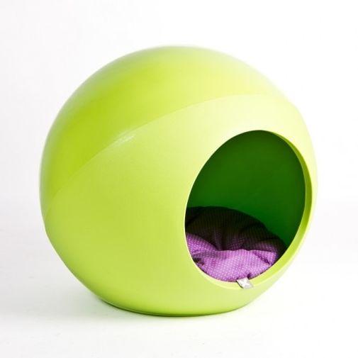 Cucha-arquipets®-Bubbles-Verde-Manzana