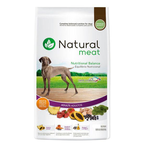 Alimento-Natural-Meat-Adultos-Carne-y-Frutas