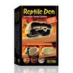 Roca-Con-Tuneles-Con-Iman-Exo-Terra-Para-Reptiles