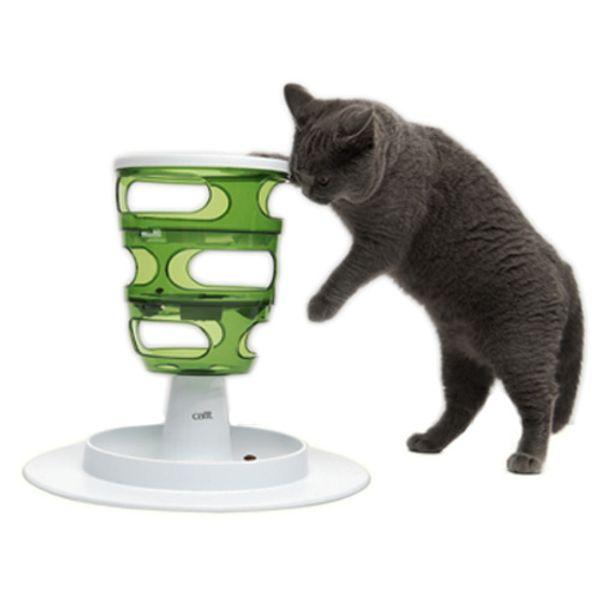 Comedero-Food-Tree-Catit-2.0-Para-Gatos-Blanco-Y-Verde