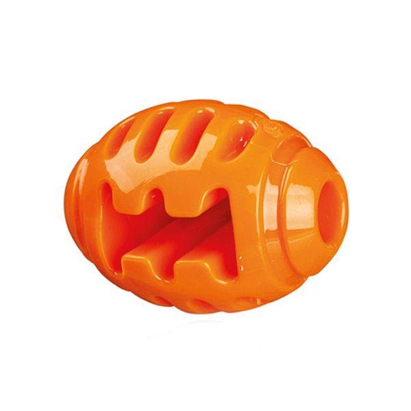 Pelota-De-Rugby-Soft---Strong-Naranja-Para-Perros