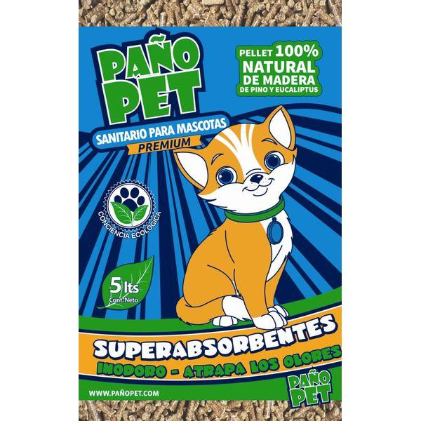 Pellets-Naturales-De-Madera-Absorbente-Paño-Pet-Para-Gato