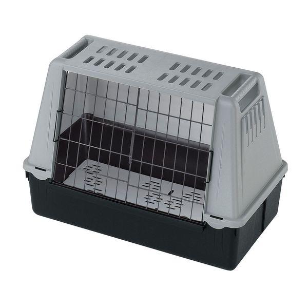 Transportadora-Atlas-Car-Gris-Para-Perros-Y-Gatos