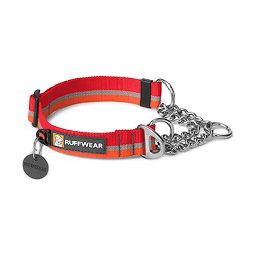 Collar-Cadena-Kokanee-Rojo