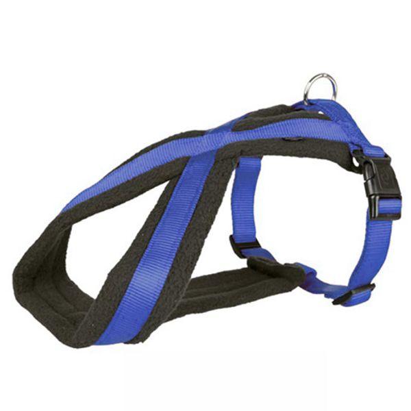 Arnes-Premium-Acolchado-Azul-30-40Cm