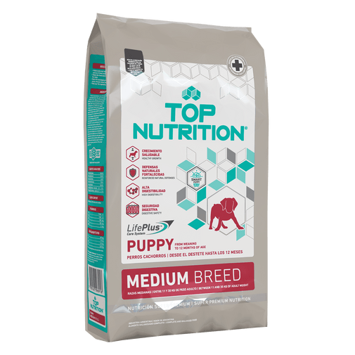 Top-Nutrition-Cachorro-Mediano-