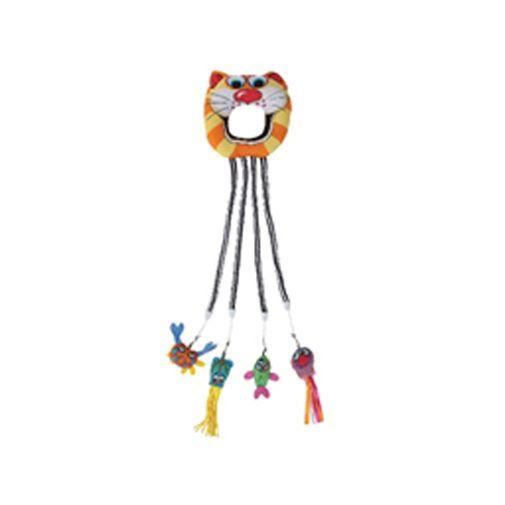 Juguete-JW-Catfisher-Doorknob-Hanger