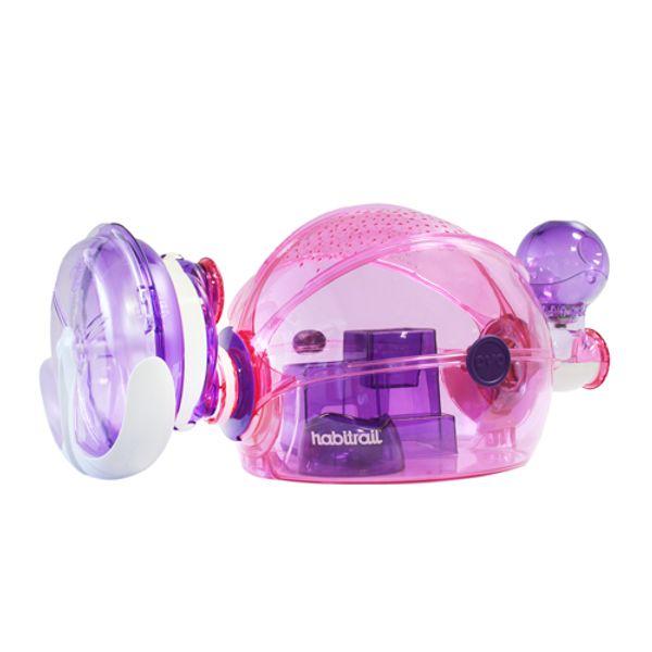 Hamstera-Habitrail-Ovo-Home-Pink-Edition