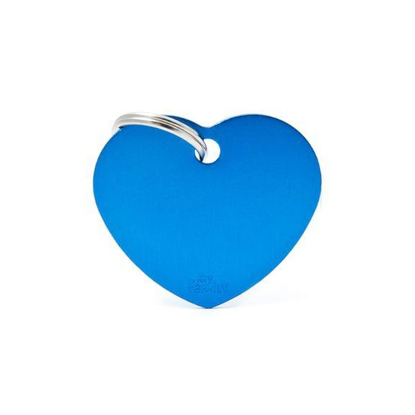 Chapita-My-Family-Corazon-De-Aluminio-Azul