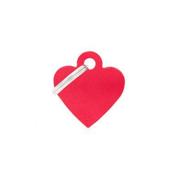 Chapita-My-Family-Corazon-De-Aluminio-Rojo