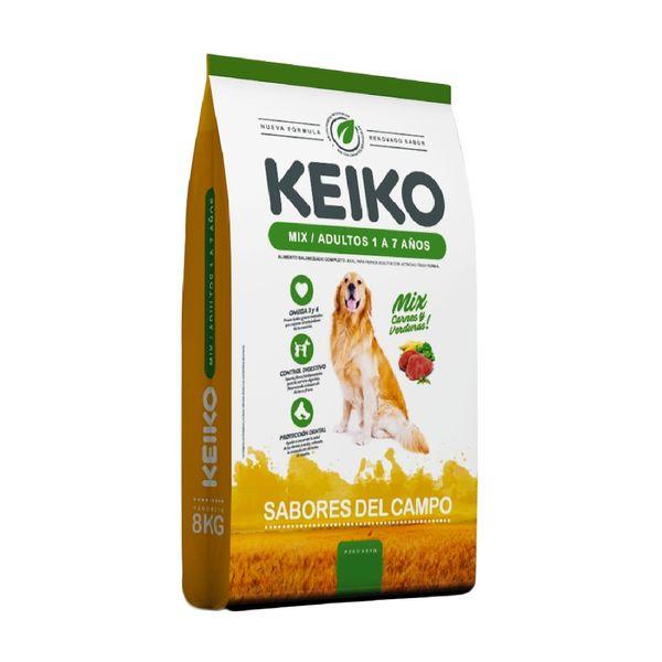 Keiko-Adulto-Mix
