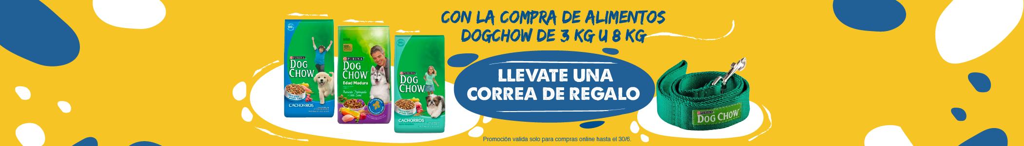 Correa Dog Chow