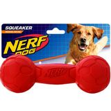 Juguete-Nerf-Dog-Squeak-Barbell-Medium