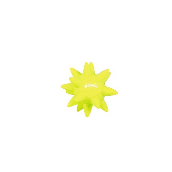 Juguete-Pawise-Spiny-Ball-De-Vinilo-15-Cm