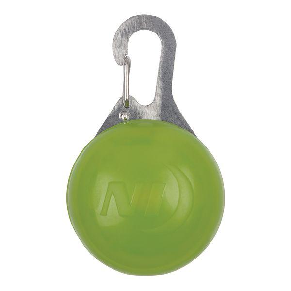 Colgante-Nite-Ize-SpotLit-Con-Luz-Verde