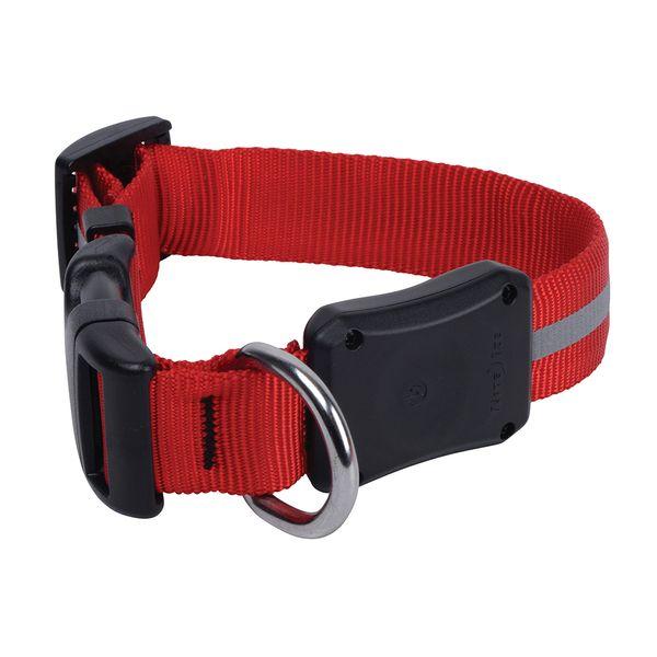 Collar-Nite-Ize-NiteDawg-Led-Rojo-Mediano
