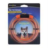 Collar-Nite-Ize-NiteHowl-Fluorescente-Naranja