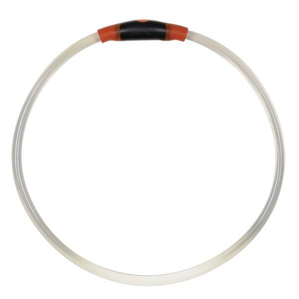 Collar-Nite-Ize-NiteHowl-Fluorescente-Rojo