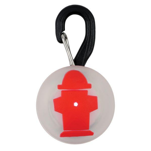 Colgante-Nite-Ize-PetLit-Con-Luz-Roja-Y-Dibujo-De-Hidrante