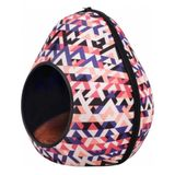 Cama-Cocooning-Gourd-Pet-House-Triangle