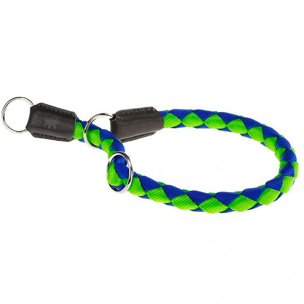 Collar-Ferplast-Twist-CS-Verde-Y-Azul-70cm-x-18mm