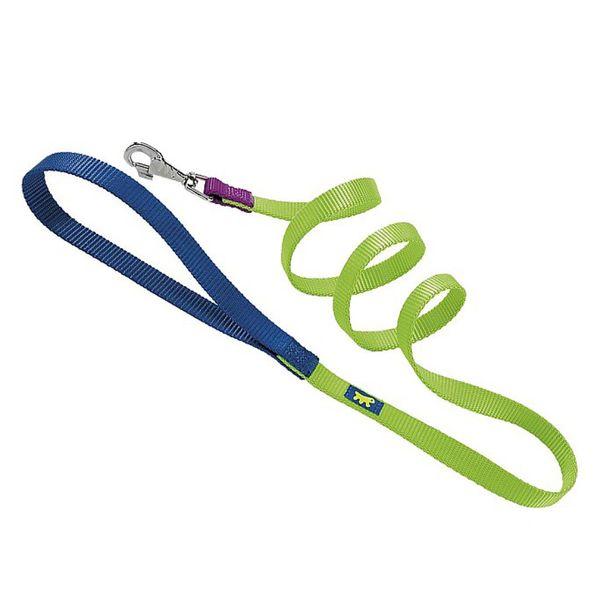 Correa-Ferplast-Club-G-Verde-Y-Azul-120cm-x-20mm