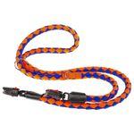Correa-Ferplast-Tiwstmatic-GA-Naranja-Y-Azul-200cm-x-12mm