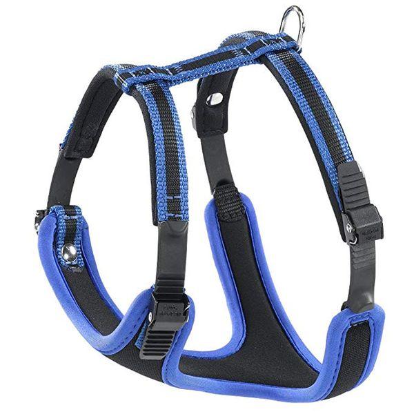 Arnes-Ferplast-Ergocomfort-Azul-Extra-grande