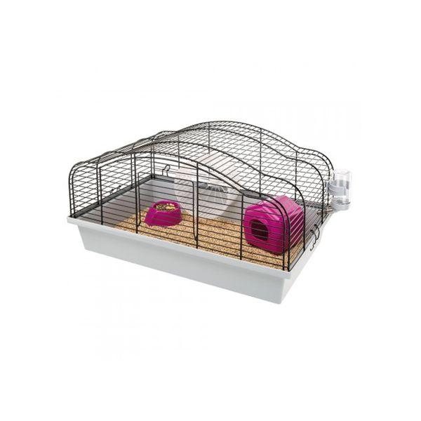 Hamstera-Ferplast-Oriente-Negra-Nº10