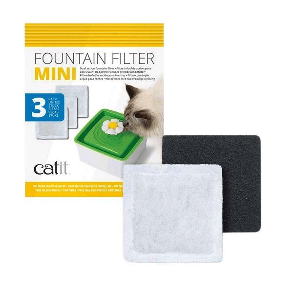 Filtro-Para-Fuente-Mini-Flower-Catit