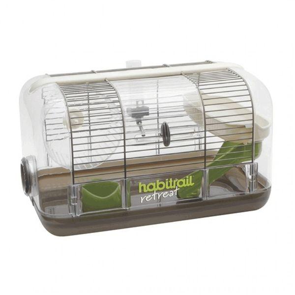 Hamstera-Habitrail-Retreat