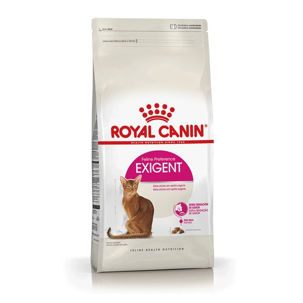Royal-Canin-Alimento-Seco-para-Gato-Exigent-35-400-Gr