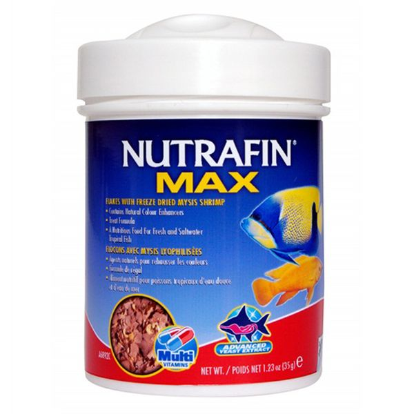Alimento-Nutrafin-Max-Camaron-Liofilizado